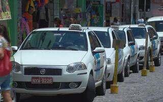 Queixas contra taxistas serão apuradas (Reprodução/TV Globo)