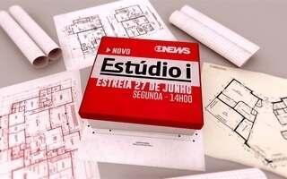 Novo Estúdio i estreia dia 27 de junho na GloboNews