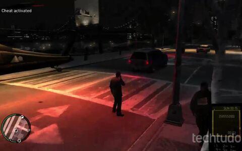 Como usar códigos e cheats no GTA 4
