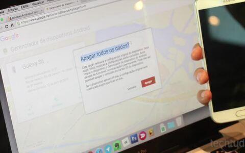 Como rastrear o seu celular Android
