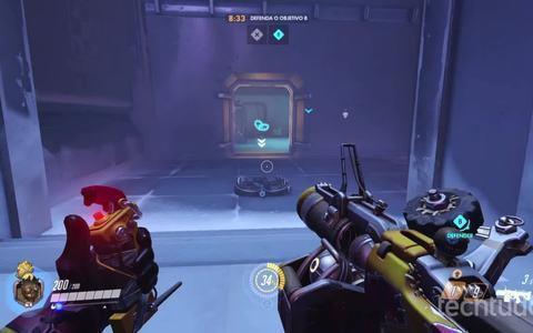 Overwatch - Primeiros minutos no jogo