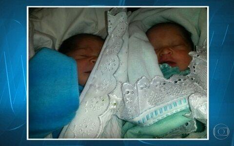 Mulher da à luz gêmeos dentro de ambulância na BR-040