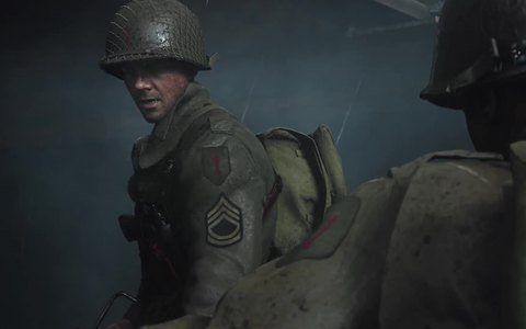 Call of Duty: World War 2 - Trailer oficial do jogo