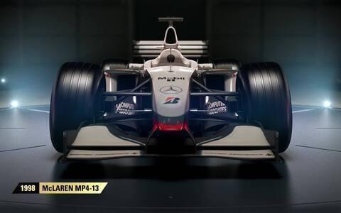 F1 2017 - Trailer mostra McLarens que estarão no game