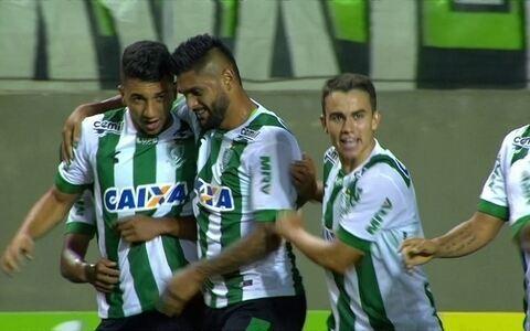 América-MG bate o Vila Nova e volta à ponta da Série B