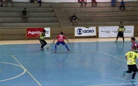 Veja os gols da Copa Brasília de Futsal do dia 26/10