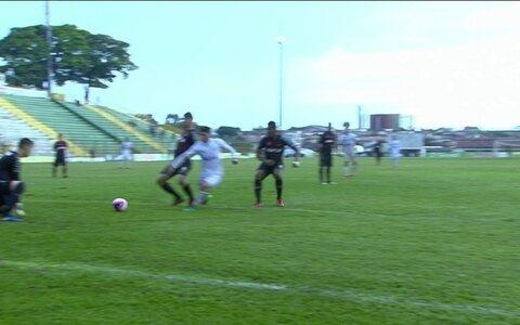 Santos bate Atlético-PR e avança na Copa São Paulo: 2 a 0
