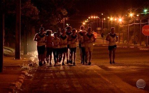 Apaixonados por corrida se reúnem em Martinópolis