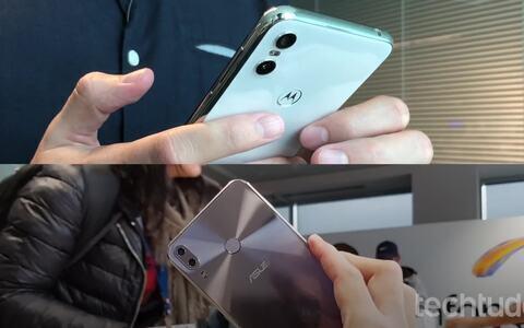 Motorola One ou Zenfone 5? Saiba qual é o melhor celular neste comparativo
