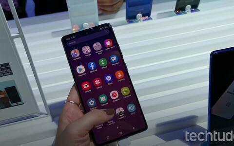 Samsung Galaxy S10 Lite: testamos o celular na CES 2020