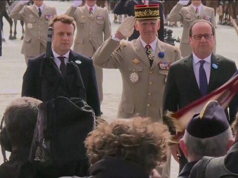 Emmanuel Macron Tudo Sobre G1