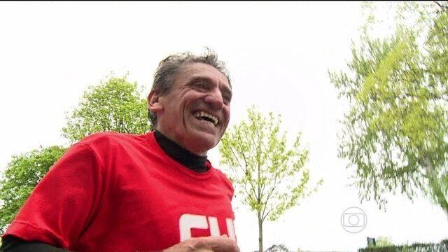 João maratonista: o desafio dos 42km em um dos cenários mais lindos do mundo