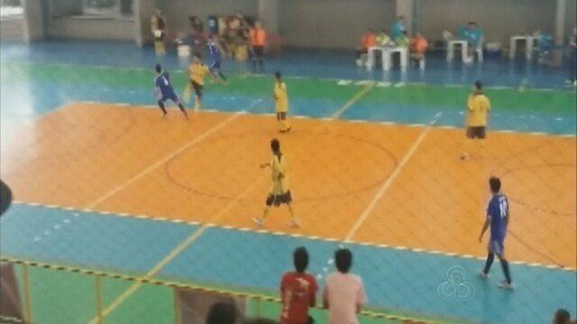 Jurados selecionam 'Gol Mais Bonito'  da Copa Rede Amazônica de Futsal