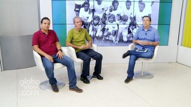 GloboEsporte.com/RN grava programa especial para comemorar centenário do ABC