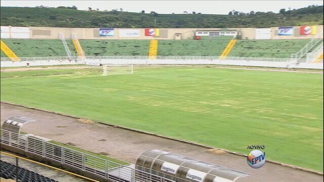 Veja como está a preparação dos estádios dos times sulmineiros para a disputa do estadual