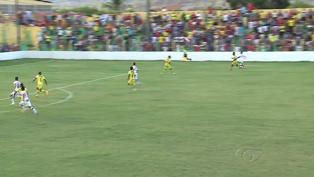 Em Santana, ASA estreia  com vitória no Alagoano