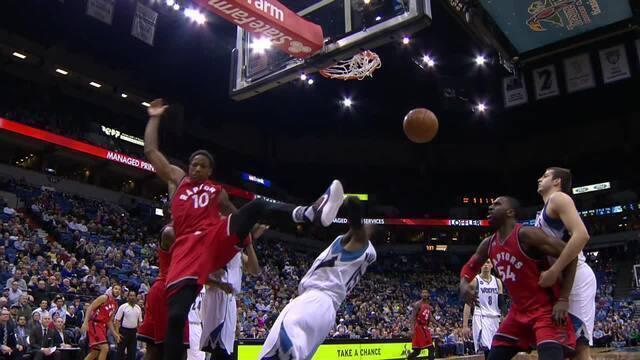 Confira as melhores jogadas da rodada de quarta-feira da NBA