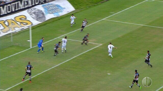 ABC se salva no fim e empata com Botafogo-PB