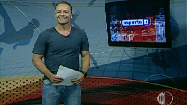 Íntegra do Esporte D deste  sábado, dia 24/09