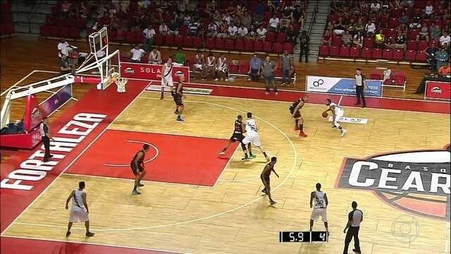 Vasco vence o Flamengo na volta do  clássico carioca no basquete após nove anos