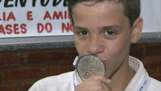 Danillo Rodrigues fala pela primeira vez após a conquista da prata nos Jogos da Juventude