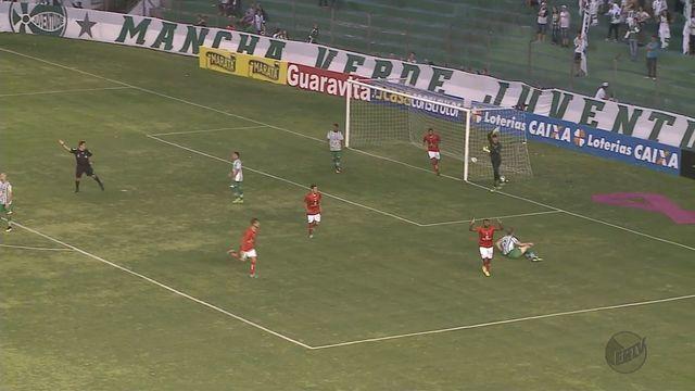 Boa Esporte vence o Juventude em Caxias  (RS) e está mais próximo das finais da Série C