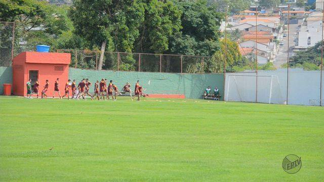 Boa Esporte se reapresenta  para semana decisiva na Série C