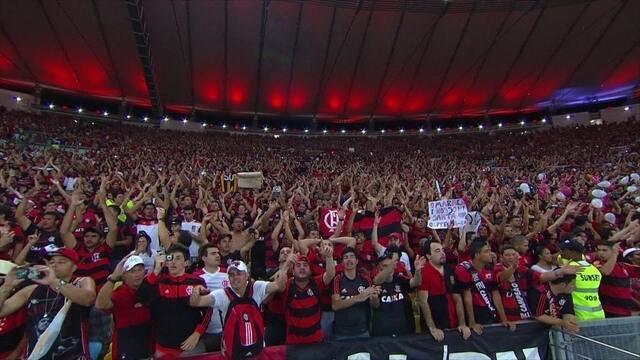 Retorno do Maracanã é marcado pelo encontro das duas maiores torcidas do Brasil