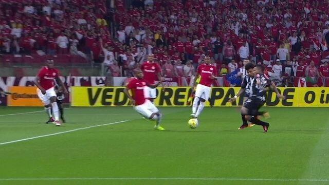 Os melhores momentos  de Inter 1x2 Atlético-MG