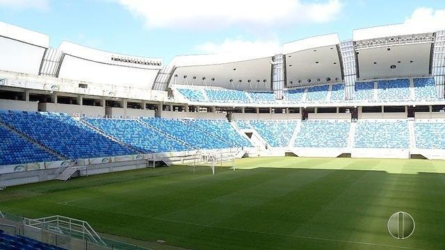 Estádios se preparam para o receber Campeonato Potiguar 2017