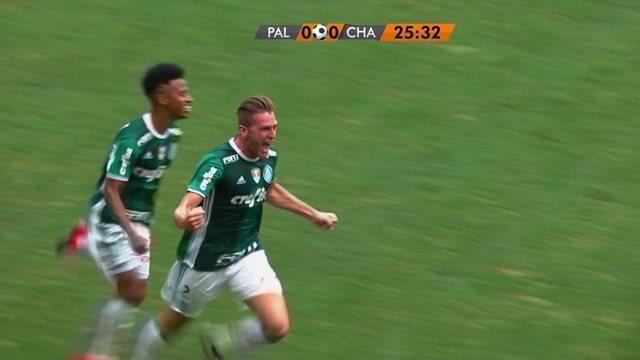 BLOG: Unlikely hero! Assista ao gol do título do Palmeiras narrado em inglês