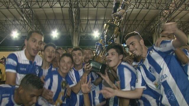 São Raimundo vence o Náutico e conquista pela quinta vez consecutiva o Roraimense Sub-20