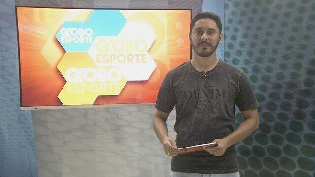 Assista novamente o Globo Esporte Roraima do dia 28/11/2016