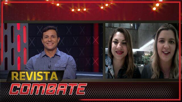 Bethe Correia diz estar animada para lutar em Fortaleza, onde enfrentará Marion Reneau