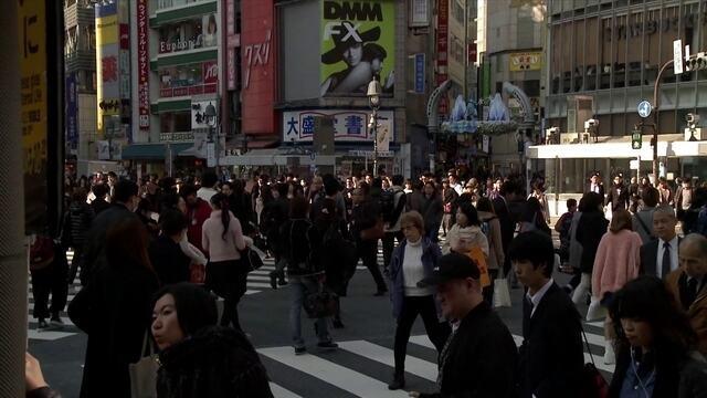 """Japão encara desafio de realizar Olimpíada  na metrópole mais """"apertada"""" do mundo"""
