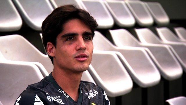 BLOG: Passo a passo, de passe em passe, Gustavo Blanco vem se firmando como um dos destaques do Galo e do Brasil