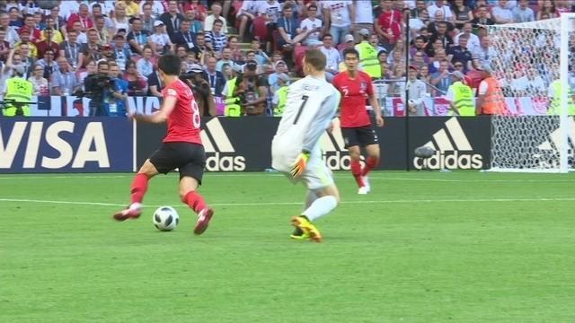 Melhores momentos: Coreia do Sul 2 x 0 Alemanha pela Copa do Mundo 2018