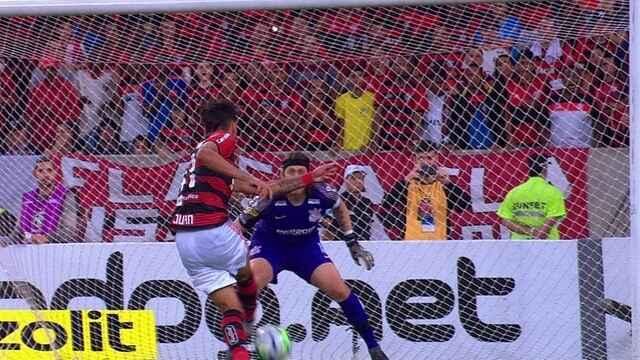 Melhores momentos: Flamengo 0 x 0 Corinthians pela semifinal da Copa do Brasil