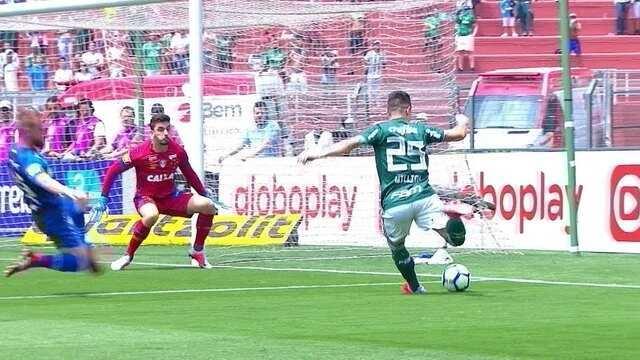 Melhores momentos: Palmeiras 3 x 1 Cruzeiro pela 27ª rodada do Brasileirão