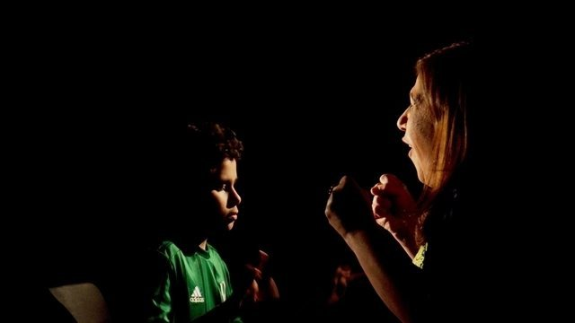 BLOG: A mom, a kid and the power of football: Nickollas´s World