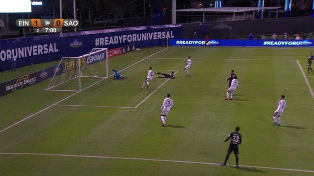 Melhores momentos: Eintracht Frankfurt 2 x 1 São Paulo pelo Torneio da Flórida