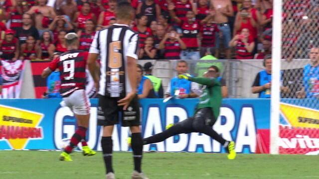 30321490ef703 Melhores momentos de Flamengo 4 x 1 Americano pela 1ª rodada da Taça Rio  2019
