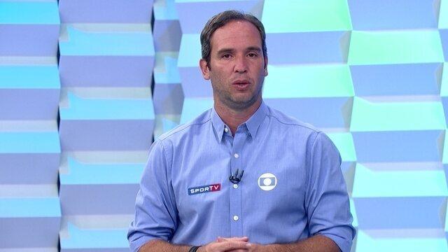 Caio Ribeiro diz que vaga de Vinicius Jr na Seleção deve ser de Dudu, do Palmeiras