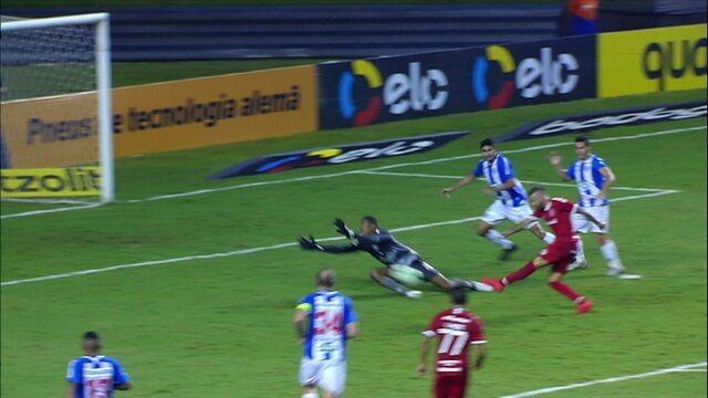 Melhores momentos: Paysandu 0 x 1 Internacional pelas oitavas de final da Copa do Brasil