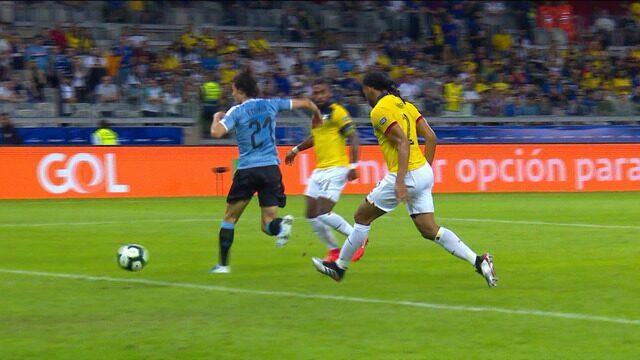 Melhores momentos de Uruguai 4 x 0 Equador pela Copa América 2019