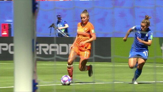 Italia 0 X 2 Holanda Copa Do Mundo Feminina Da Fifa Quartas De Final Tempo Real Globo Esporte