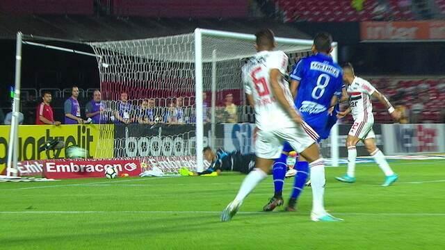Melhores momentos: São Paulo 1 x 1 CSA pela 19ª rodada do Campeonato Brasileiro 2019