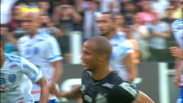 Melhores momentos de Santos 2 x 0 CSA pela 22ª rodada do Campeonato Brasileiro
