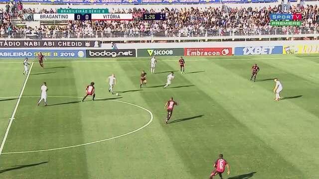 MELHORES MOMENTOS: Bragantino 2 x 0 Vitória - Rodada 25 da Série B