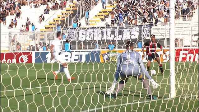 Confira os gols do Ponte Preta 1 x 2 Vitória pela 31ª rodada da Série B